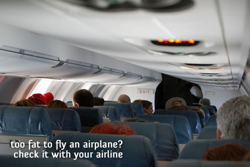 airplane passengers Airlines to Charge Customers Based on Their Weight?