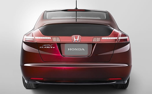 honda fcx clarity 2 Honda FCX Clarity   Hydrogen Car to Be Released in US