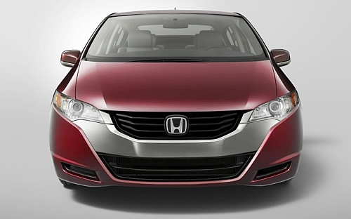 honda fcx clarity Honda FCX Clarity   Hydrogen Car to Be Released in US