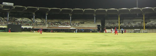Cricket - India Chidambaram Stadium