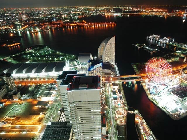 tokyoatnight Tokyo Tells Large Buildings to Cut CO2 Emissions