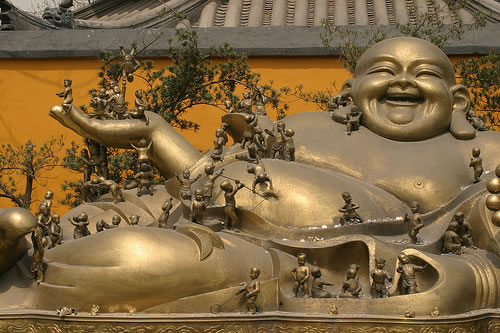 fat happy buddha China Joins the Fat People Nations