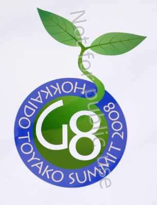 g 8logojapan G 8 Summiteers Unlikely to Reach an Agreement on a Climate Deal