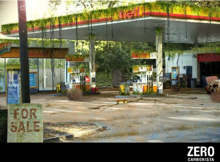 green gas station 5 Reasons for Green Gas Stations