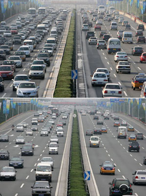 beijingtraffic Beijing Traffic is Back!