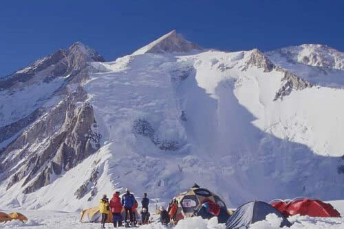 gasherbrum mountain Worlds 14 Highest Mountain Peaks in the World