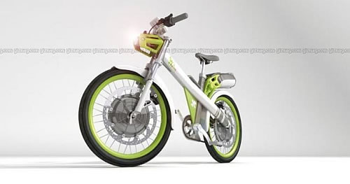 matra ms1 electric bike Matra MS1   The Electric Bicycle Hybrid