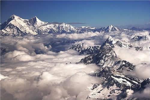 shishapangma mountains Worlds 14 Highest Mountain Peaks in the World