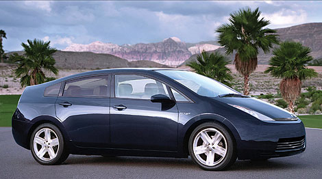 toyota2009prius Toyota Plans to Sell 1 Million Hybrids in 2010