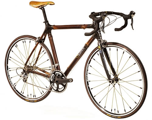 bamboo bikes Bamboo Bike a Sustainable Transport Solution