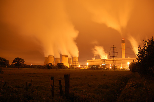 drax power station Drax to Build Three Biomass Stations in the UK
