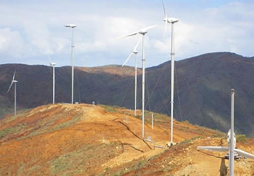 ethiopia wind farm Largest Wind Farm in Africa, to be Built in Ethiopia