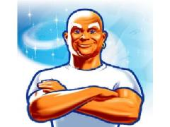 mr clean How House Peters Jr, Mr. Clean, Made the World a Better Place, too