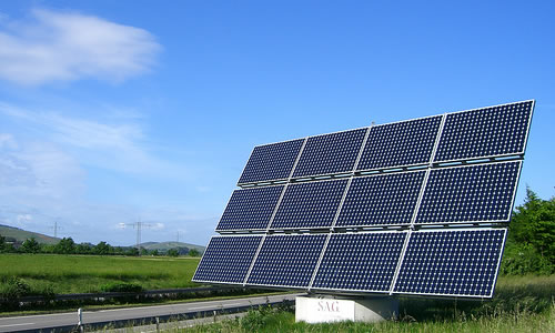 photovoltaic power plant US Army to Build a 500MW solar thermal plant