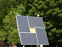 solar panel Sharp, Sanyo and Gifu University Team Up on Solar Cell Research