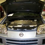 Nissan FCV - fuel cell vehicle