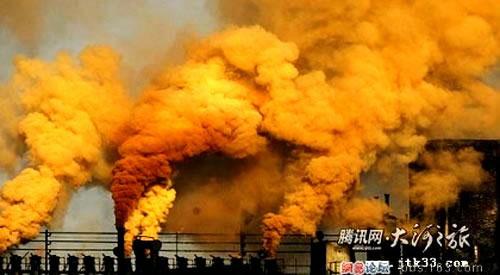 hot air in china Coal Efficiency to Get Boost in China