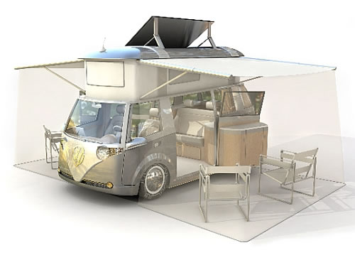 verdiers incredible solar powered eco rv 2 Verdiers Incredible Solar Powered Eco RV