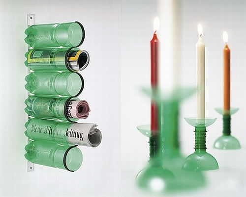 recycled pet How to Recycle PET Bottles, the Stylish Way