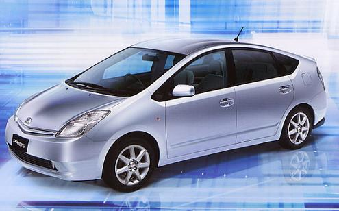 2009 prius Toyota Plans 10 New Hybrid Gas Electric Models