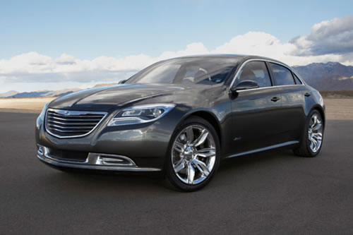 chrysler 200c ev 1 Chrysler 200C EV: Chrysler manages to pull off an electric coupe