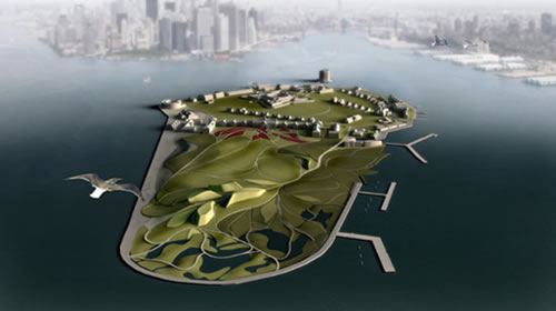 governers island eco park 1 Governors Island   To Become a Green Paradise by 2012!