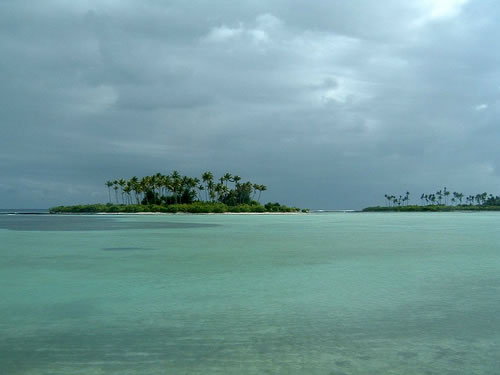 kiribati atoll pacific Pacific Areas Turned Protected Monuments by Bush