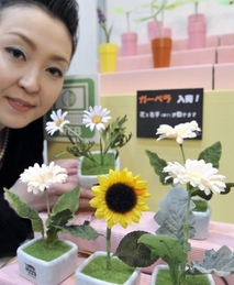 nodding plant Potted Plants Nod to Lonely Japanese, Offer Encouragement