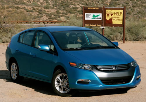honda insight 1 3 Reasons Why Hondas New Insight Will Beat Out Toyotas New Prius....Maybe