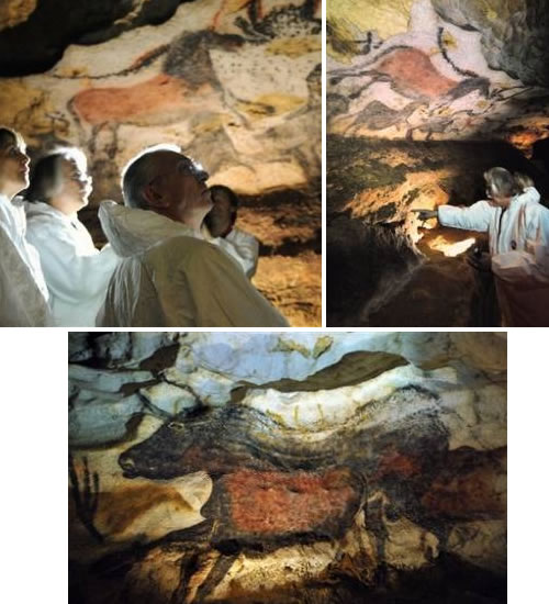 lascaux cave drawings Saving the Lascaux Cave From Fungus Attack