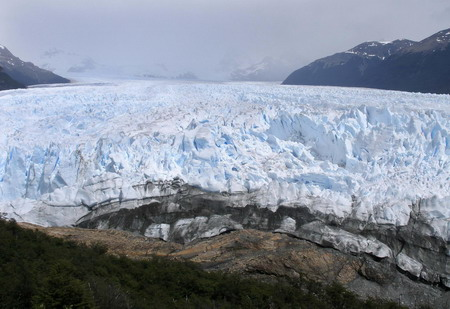 perito moreno1 Glaciers Can Defy Global Warming, Too   Perito Moreno