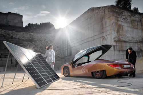 rinspeed ichange 2 Rinspeed Introduces Solar iChange Vehicle, Shape shifter