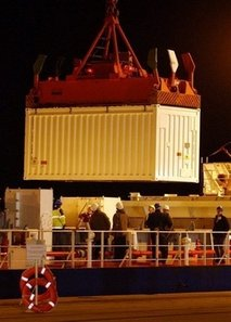 mox France Sends Nuclear Fuel Shipment to Japan