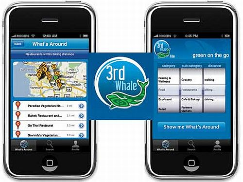 3rdwhale iphone app Green geek's guide: 3rdWhale helps you shop green with ease on your iPhone