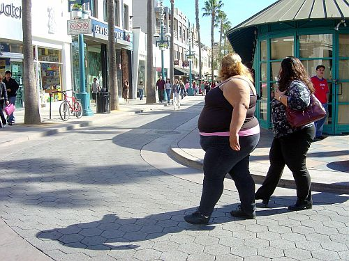 Fat Women, Harming the Environment!