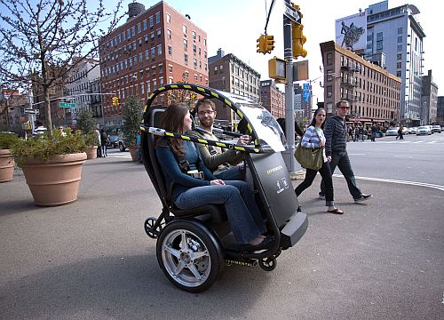 gm and segway puma 2 GM and Segway Unveils PUMA— Green Urban Commuter of the Future