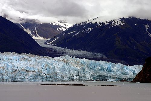 hubbard glacier 1 Worlds 7 Largest Glaciers by Continent