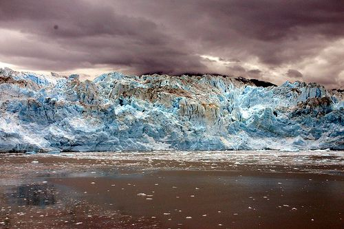 hubbard glacier 2 Worlds 7 Largest Glaciers by Continent