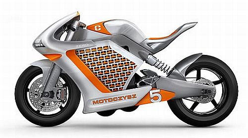 electric motorcycle conversion