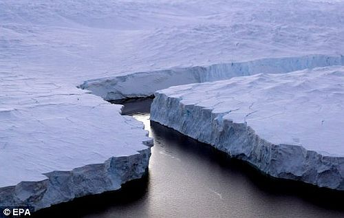 ozone effect antarctic sea ice is increasing Antarctic Sea Ice is Growing Thanks to Ozone Layer
