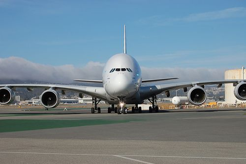 airbus a380 Aircrafts with Waggling Wings Can Save 20% Fuel