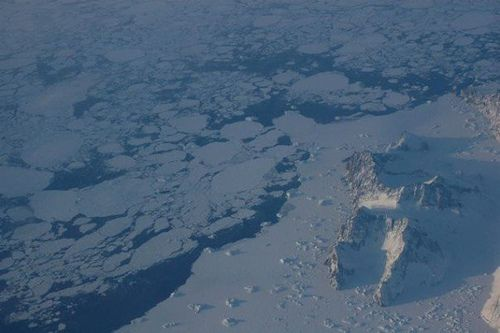 arctic ice Unexplored Oil and Gas Resources in the Arctic, Mostly Russian