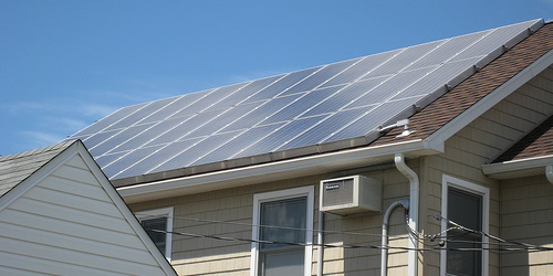 house solar panels Duke Energy aims at Low Carbon Electricity Generation in North Carolina