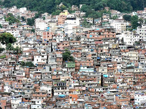 slums in rio de janeiro brazil Risk of Natural Disasters Tied to Urban ...