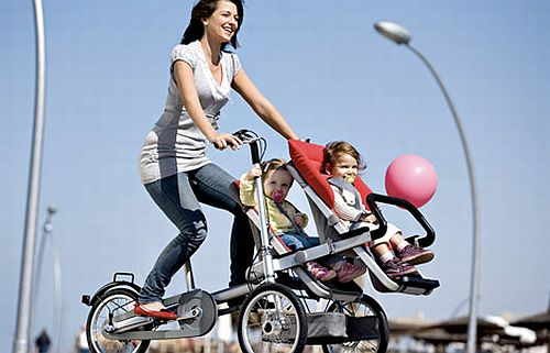 Taga Stroller Tricycle