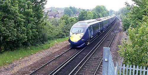 Javelin Bullet Train 1 Javelin set to alter the face of domestic train travel in Britain
