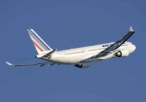 air france a330 Air France Plane Missing (Flight 447), 228 People On Board