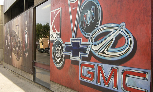 General Motors General Motors Reinvention to Require a Lot of Inspiration