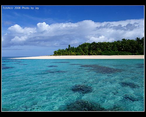Tuvalu 2 Tuvalu, the Fourth Smallest Country in the World Aims to Become First Zero Carbon Country