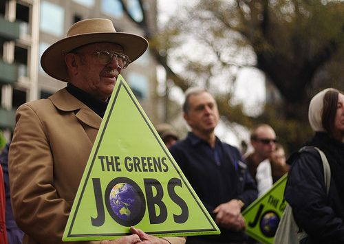 green jobs It may take years for US policy on green jobs to be in place